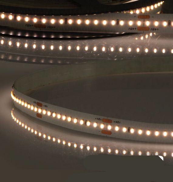 LED strips 48V 5-30meter CRI+95